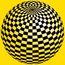 лого шар жолтый